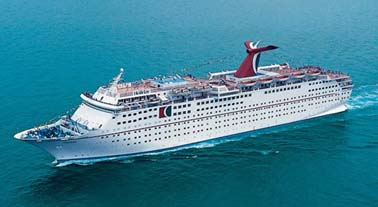 Carnival Barbados Cruise Ship