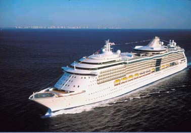 Royal Caribbean Barbados Cruise Ship